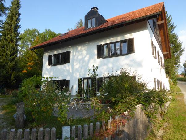 Haus aus der Jahrhundertwende Jugendstil