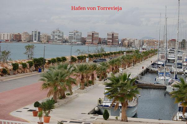 Hafen von Torrevieja