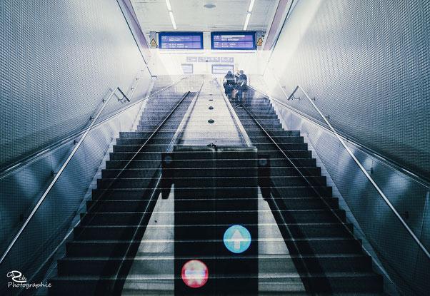Januar 2019 - stairs