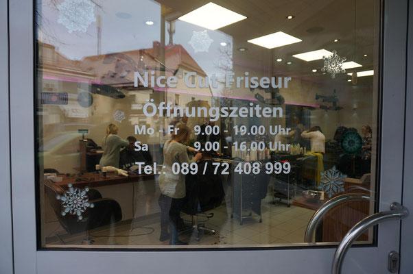 Tönung Gentleman Nice Cut Friseure München Laimneuried
