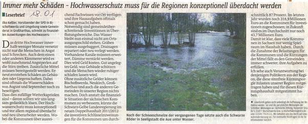 Bild: Seeligstadt Chronik 2011