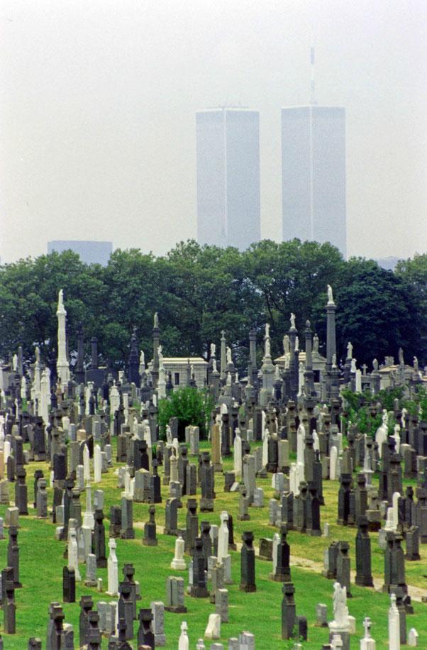 © Gato Dkach, World Trade Center (Big Apple series), 98
