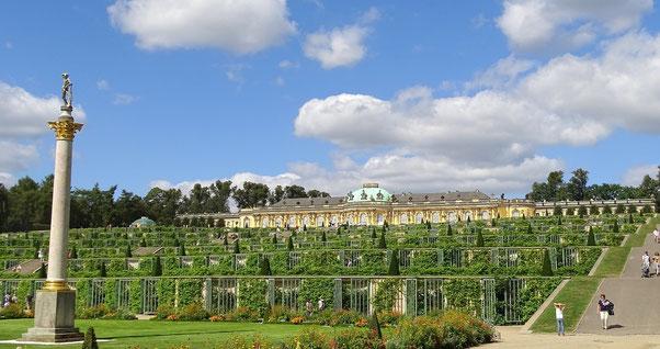 Schlossgarten Sanssoucie