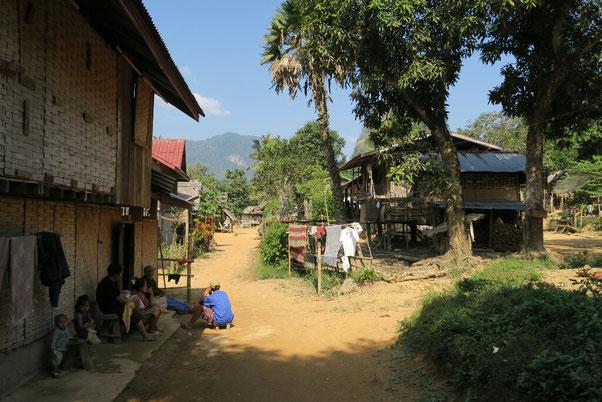 Village de Houay Bo