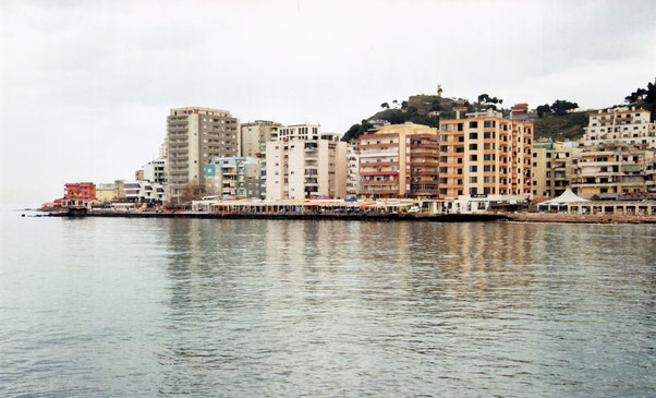 Reiner Delau, Albanien, Reise-Blog