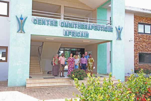 Centre Omnitherapeutique Africain