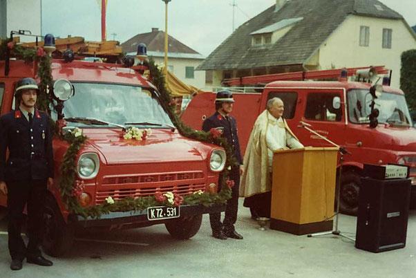 Löschfahrzeug Ford FT, Feuerwehr Pischeldorf
