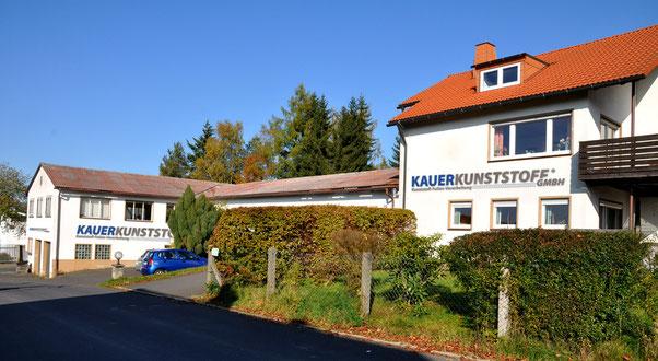 Die Kauer Kunststoff GmbH in Röslau