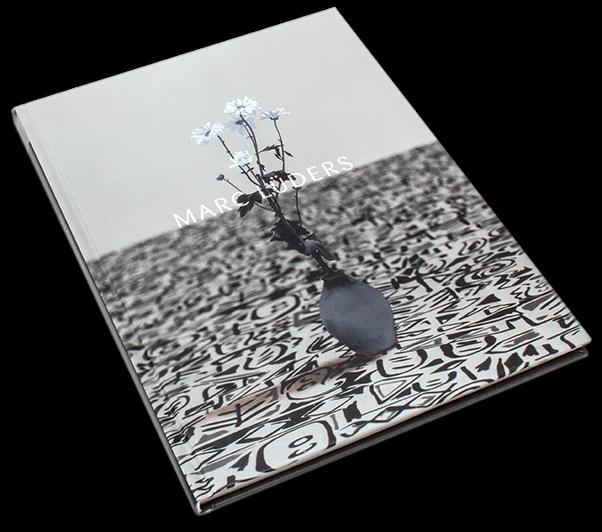 Marc Lüders, Cover, Buch, Book, Katalog, Catalogue, Layout, Gestaltung, Buchgestaltung, Typografie, Typography, claasbooks, Claas Möller