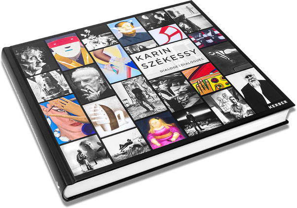 Richard Lindner, Grossstadtzirkus, Big City Circus, le Cirque de la grande ville, Cover, Buch, Book, Katalog, Catalogue, Layout, Gestaltung, Buchgestaltung, Typografie, Typography, claasbooks, Claas Möller