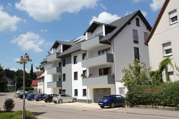 7-Familienhaus in Leinzell