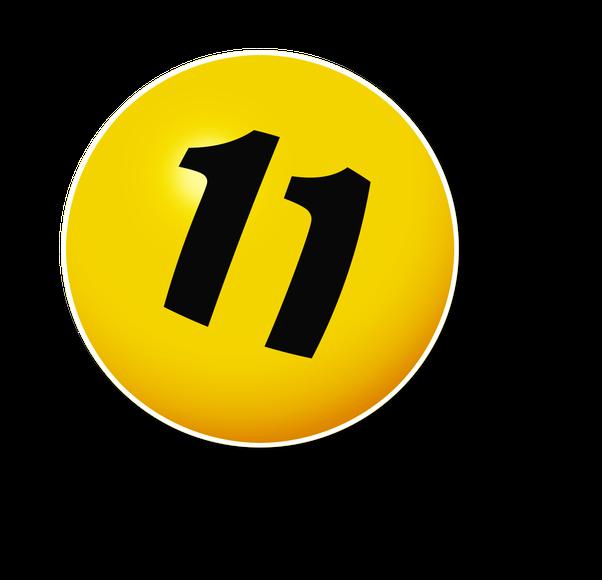 Lottozahl 11