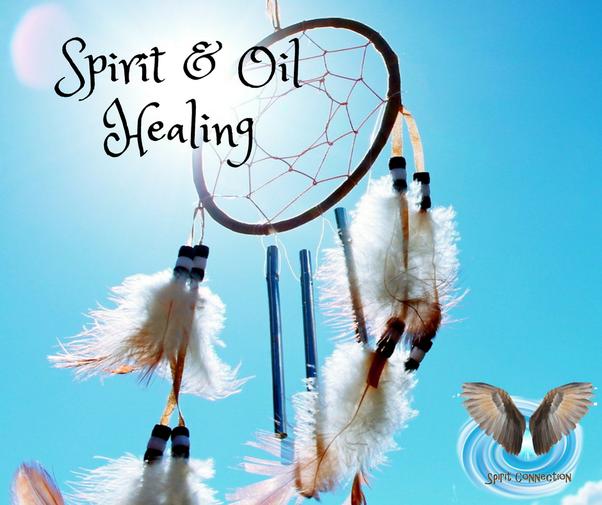 Spirit & Oil Healing