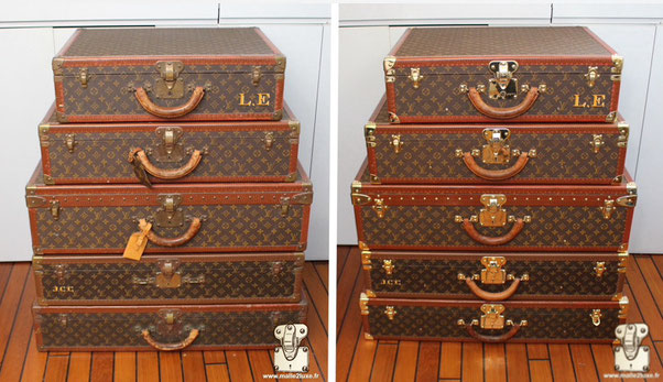 Bisten Louis vuitton 1998 cleaning