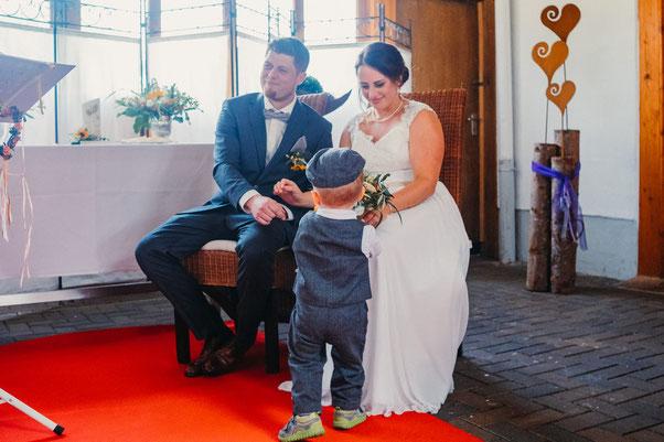 Freie Zeremonie Bayern Hochzeitsrede Landshut