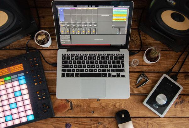 Producers suite musikunterricht Zürich Produzentenschule