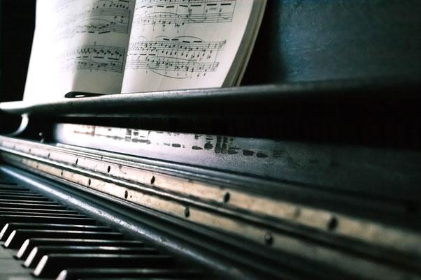 Klavier lernen in Zürich Altstetten - Klavierunterricht und Harmonielehre