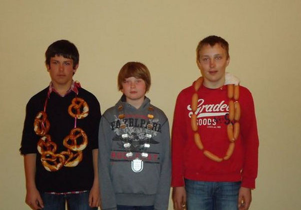 Alexander Eldner, Felix Robert, Louis Melder