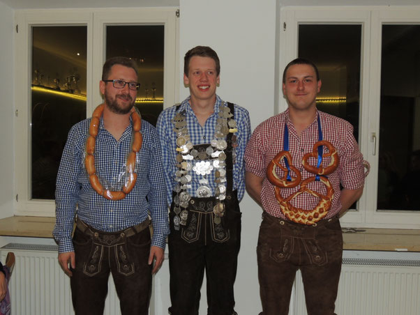 Thomas Lindner, Fabian Robert, Daniel Eldner