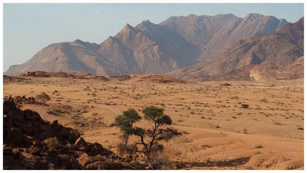 Brandberg : Namibie