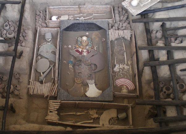 Reise durch den Norden Perus - Lord von Sipan