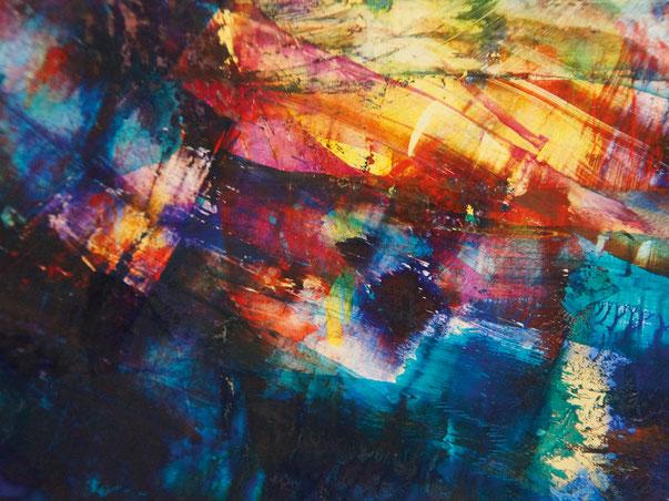 Kunstwerk FROM YELLOW auf ARTS IV als Acrylglas- oder Schattenfugenrahmen-Druck bestellen