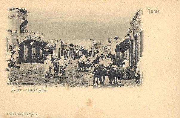 rue el Maar (ou Marr)