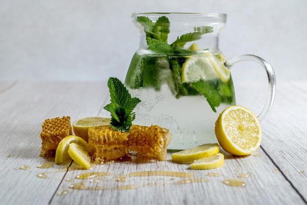 Fasten Federleicht Honig Zitrone Gesundheit