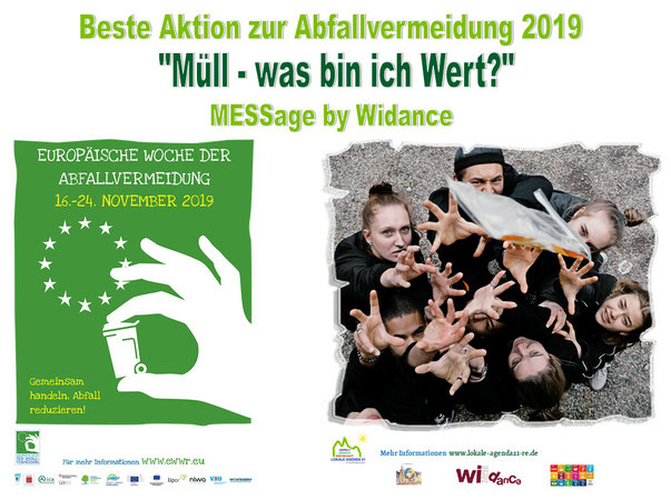 Europäische Woche der Abfallvermeidung - Müll was bin ich Wert - Lokale Agenda 21 Recklinghausen