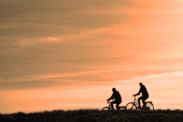 Voyage à vélo d'occasion