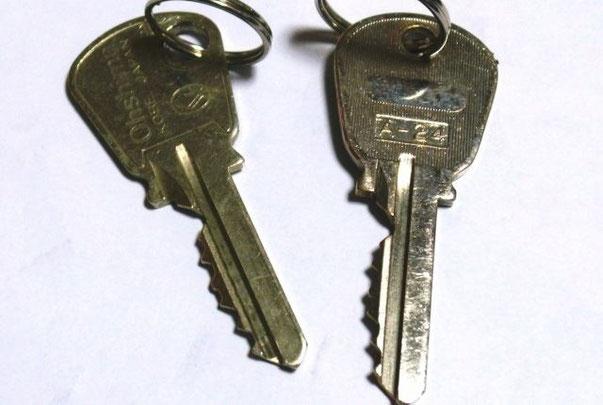 合鍵は元鍵から作成しよう