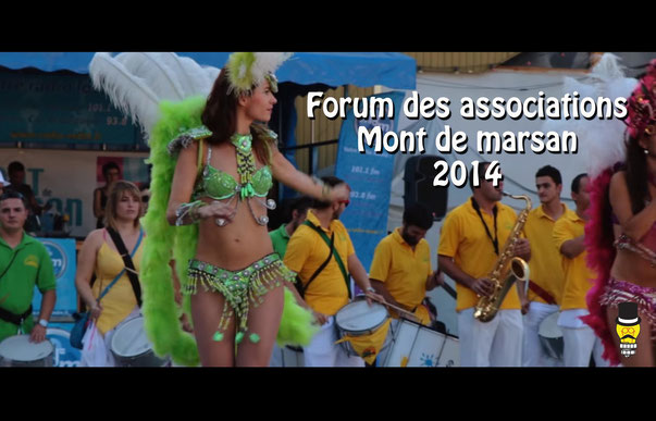 Forum des Associations Mont de Marsan