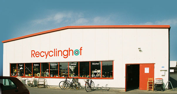 Secondhand-Geschäft und Recyclinghof in Herzebrock-Clarholz