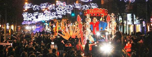 Horario y recorrido de la Cabalgata de Reyes de Logroño