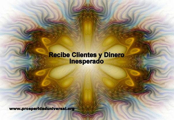 RECIBE CLIENTES Y DINERO INESPERADO - PROSPERIDAD UNIVERSAL - MEDITACIÓN SUBLIMINAL PARA ATRAER CLIENTES Y DINERO DE FORMA INESPERADA - www.prosperidaduniversal.org
