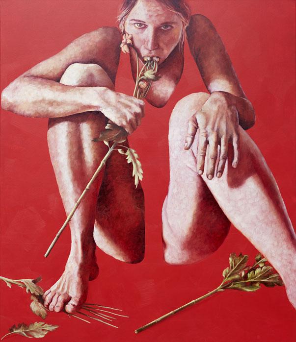 Öl auf Leinwand, 120 x 140 cm, 2014