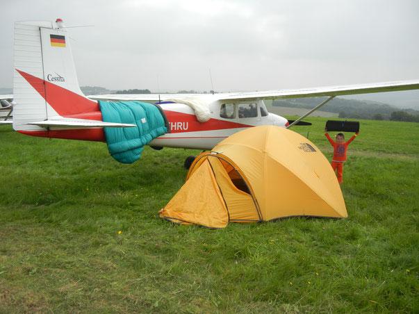 Cessna C175 Skylark - G-EHRU