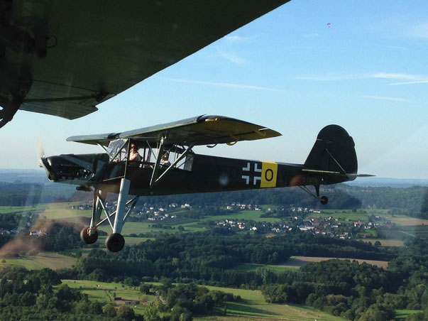 Fieseler Fi-156C-3 Storch - D-ENOW