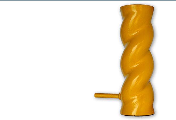 Schneckenmantel POLO HELIX (D8 - 1,5)