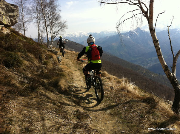 ha inizio un bel single track