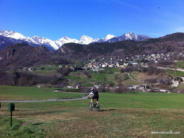 la scelta cade sulla bassa Val d'Ayas, mai decisione fu così azzeccata