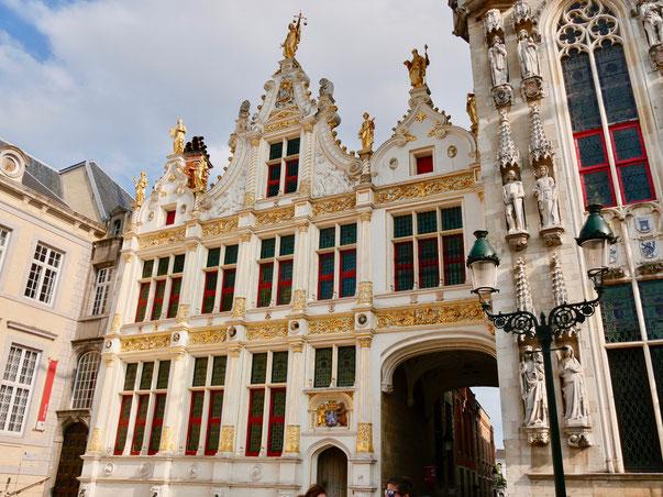 Belgien, Brügge Alte Kanzlei Rathaus