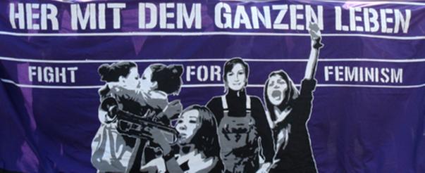 """""""Hit med det gode liv - Fight for feminism!"""""""