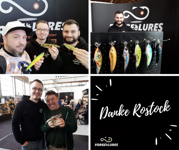 Forge of Lures - Danke Rostock