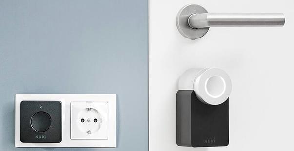 Nuki Smart Lock elektronisches Zutrittssystem