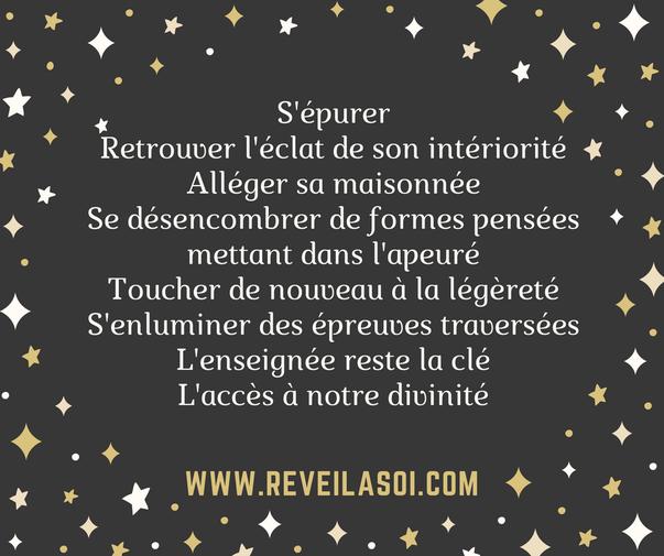 Message d'éveil - www.reveilasoi.com - pascale lecoq