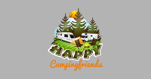Logo Happy Campingfriends