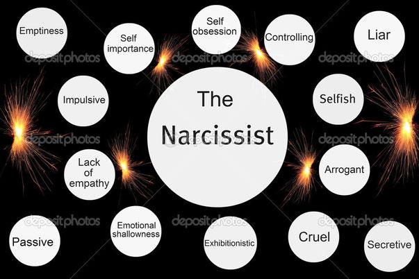 come guarire dopo aver frequentato un narcisista
