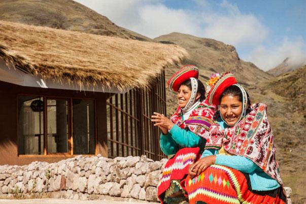 Trekking in Peru, Lares Trek mit kulturellem Programm