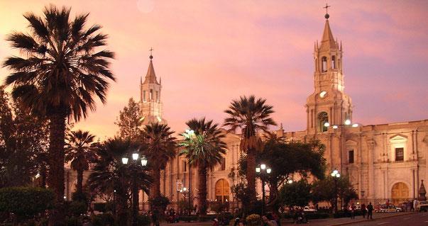 Hochzeitsreiseziel Peru